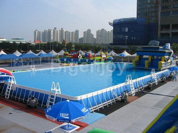 Above ground swimming pool-FP0097B_Guangzhou Bigenjoy ...